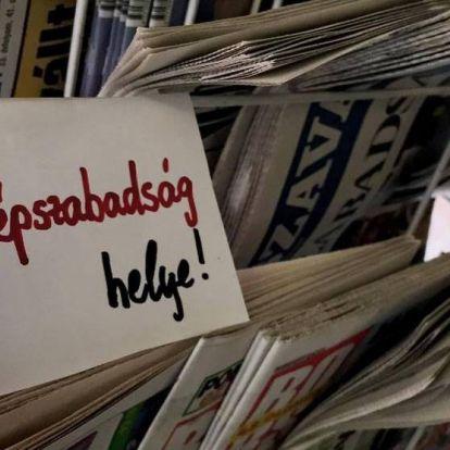 Nem a cenzúra fenyegeti ma a sajtó szabadságát