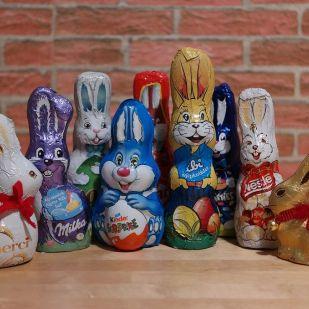 Teszt! Szerintük ezek a csokinyuszik kerüljenek a fészekbe húsvétkor!