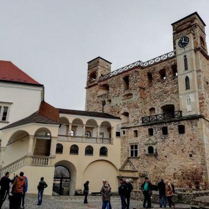 A legszebb magyar reneszánsz vár