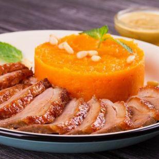 cookta rozé kacsamell recept