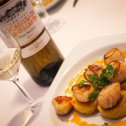 Szerdán budapesti éttermekben kóstolhatja Franciaország ízeit