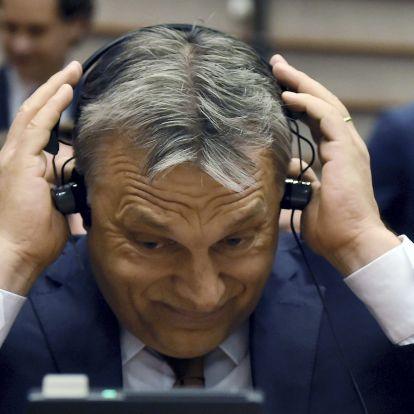 "Orbán maximum eldörmögte, hogy ""már mi akkor sem"""