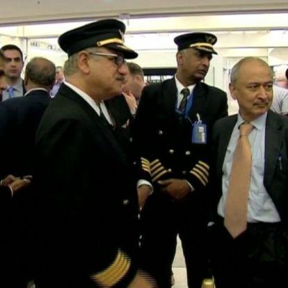 Hetven év után először nyílt meg a szaúdi légtér egy Izraelbe tartó gép előtt