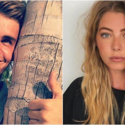 Ez a modell Justin Bieber új barátnője?