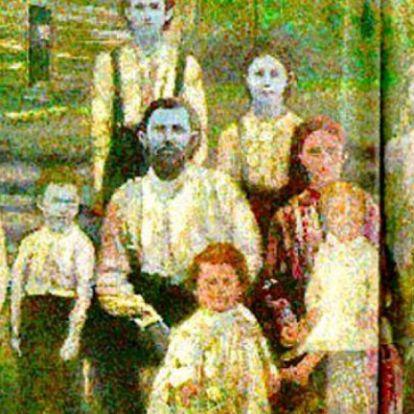 A család, ahol 200 éven át kék bőrű gyerekek születtek
