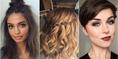 Top10: frizura ötletek rövid hajhoz