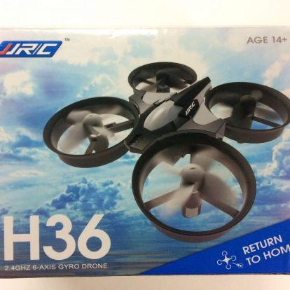 JJRC H36 teszt – Egy rookie drónozik