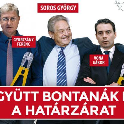 Ugrásra készen várja, hogy végrehajtsa a Soros-tervet az ellenzék