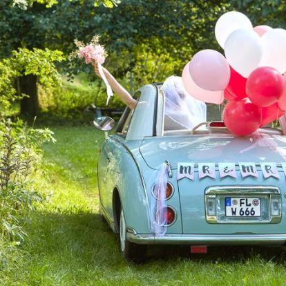 Csináld magad: DIY-ötletek esküvőre