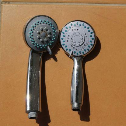 Kínai zuhanyzófejek tesztje – A zuhanyrózsák Mercedese