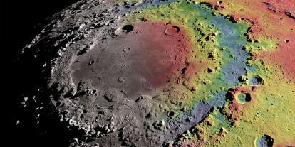 Utazás a Hold körül – lenyűgözően részletes videót készített a NASA