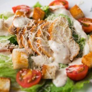 Cézár saláta - az eredeti recept!