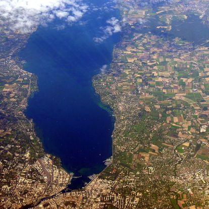 Mérgező hulladékkal szennyezett a kristálytisztának hitt Genfi-tó vize