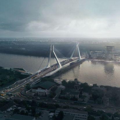 Új Duna-híd épül Budapesten: elképesztően jól fog kinézni