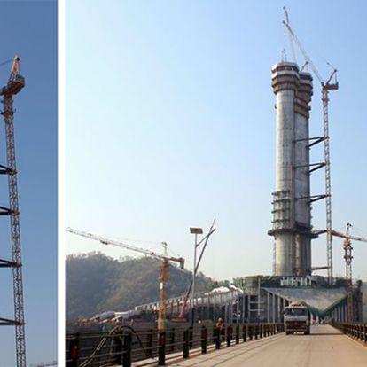 A világ legmagasabb szobra épül