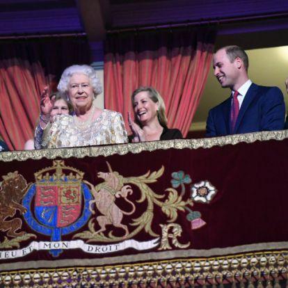 Ilyen volt II. Erzsébet születésnapi partija - képgaléria