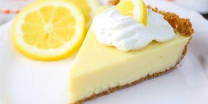 Friss és üdítően krémes - a citrompite recept, amit ki kell próbálnod