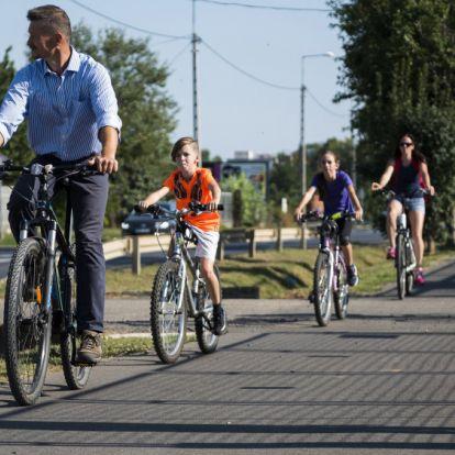 2019 nyarára megépülhet a Budapest-Balaton kerékpárút