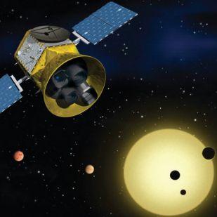 Különleges pályán mozgó műhold került az űrbe