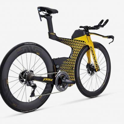 A Lamborghini triatlon kerékpárja
