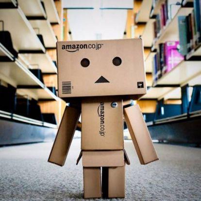 Robotokat rakna a lakásodba az Amazon