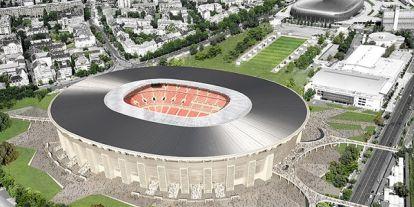 Hatalmas koncertek kerülhetnek megrendezésre az új Puskás Ferenc Stadionban! | Rockbook.hu