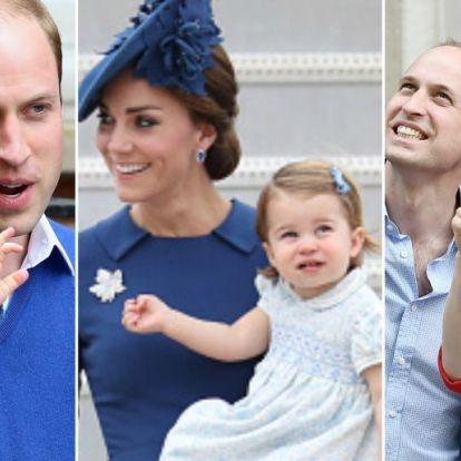 Ilyen valójában Katalin hercegné és Vilmos herceg a gyerekeikkel