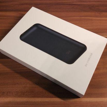 Xiaomi ZMI 10 QB820 20.000 mAh power bank teszt – Mindenki elbújhat mögötte