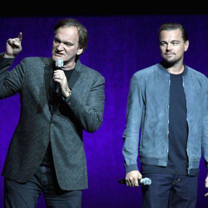 Tarantino szerint az új filmje a Ponyvaregénnyel vetekszik