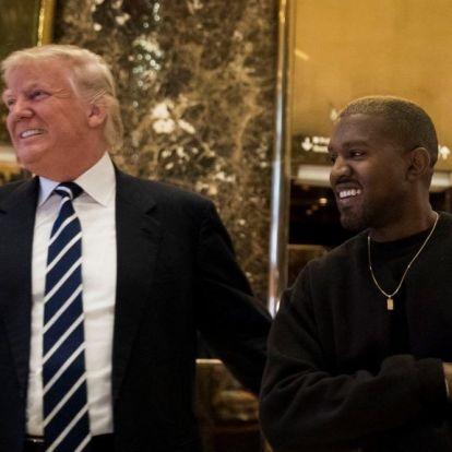 Obamát bírálja, Trumppal jópofizik a Twitteren Kanye West