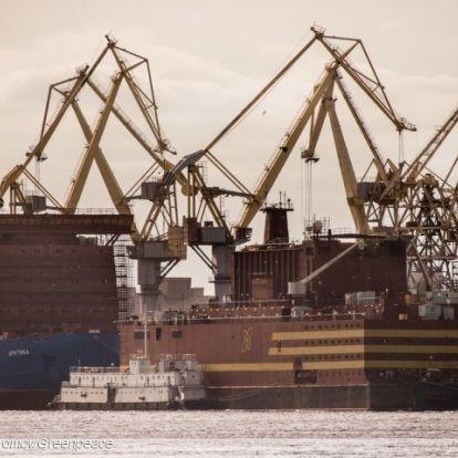 32 évvel Csernobil után jön az újabb őrület: az úszó atomerőmű