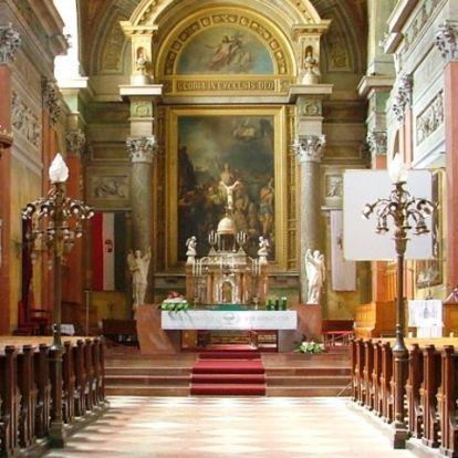 Átépítik az egri bazilikát