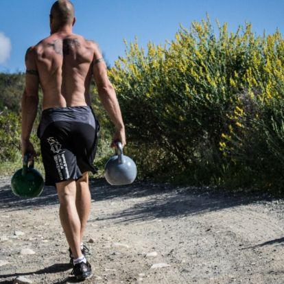 A legrövidebb út a kockás hashoz: a HIIT edzés