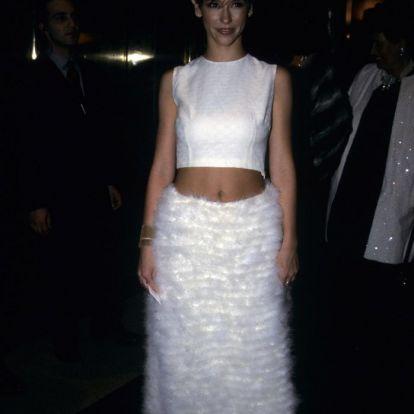 Valaki magyarázza el, hogy mit viselt Sarah Jessica Parker a Met-gálán!
