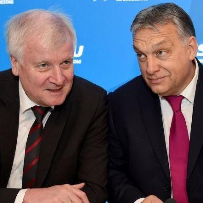 Orbán bajor harcostársa végre megvédi Németországot a migránsözöntől?