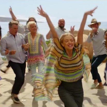 Felpörög az ABBA-buli a Mamma Mia 2 végső előzetesében