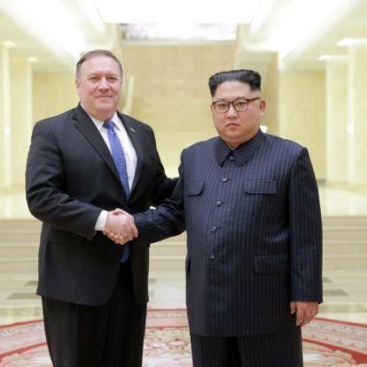 Az USA feloldhatja az Észak-Korea elleni szankciókat