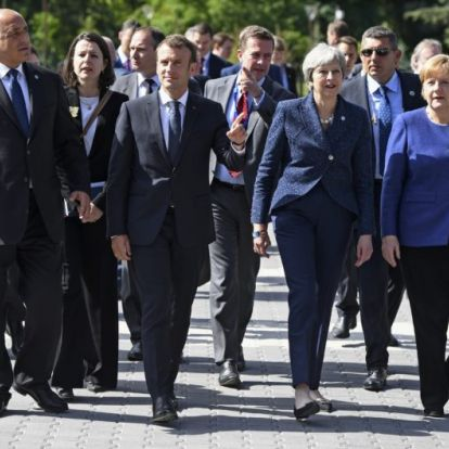 Trump legutóbbi intézkedései állnak az EU-csúcs középpontjában