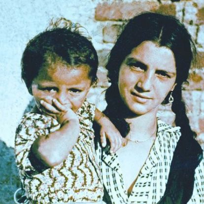 Képeken a romák deportálása a hitleri Németországból