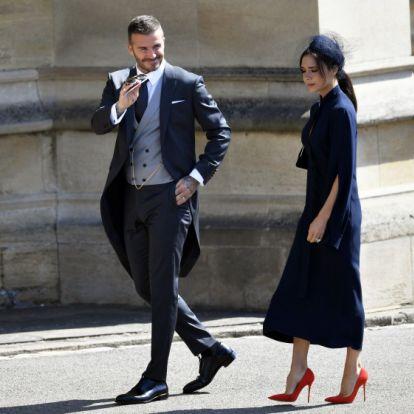 Rengeteg világsztár és a Föld leginkább csodált csókja - újabb képgaléria a hercegi esküvőről