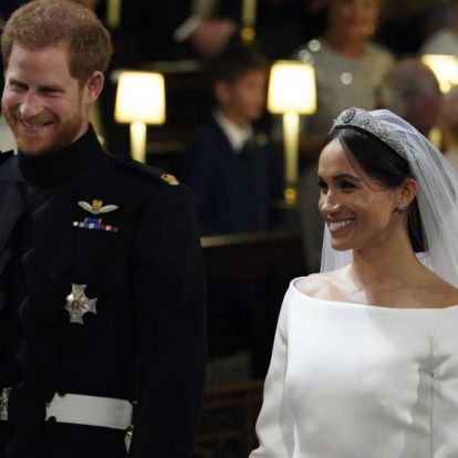 Köszönetet mondott a hercegi pár