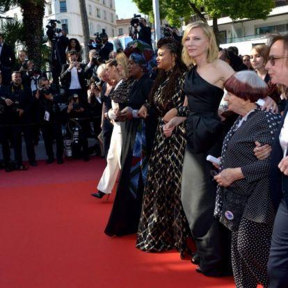 Transzszexuális lány volt a legnagyobb csoda Cannes-ban | Marie Claire