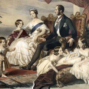 A testi fenyítés volt Viktória királynő és Albert herceg fő gyermeknevelési módszere