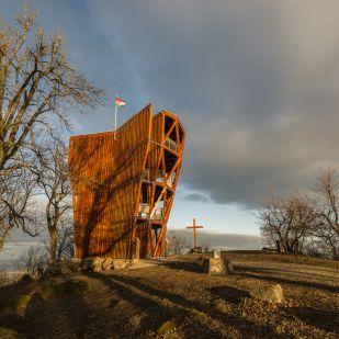 A kilátók a legnépszerűbbek a Pilisi Parkerdőben - három újat építenek