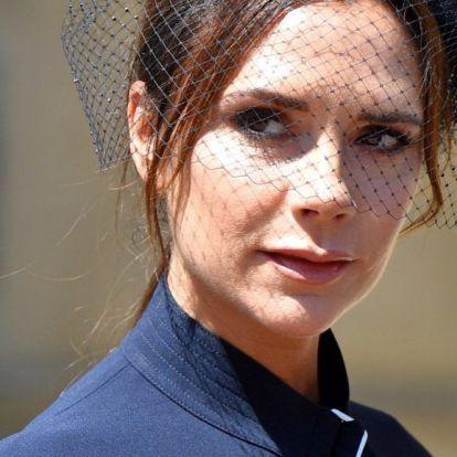 Victoria Beckhamnek is megvan a véleménye Meghan hercegné ruhájáról