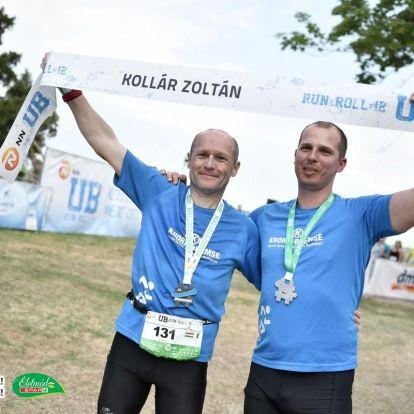 27 óra futás egy talpon – interjú Kollár Zoltánnal a XII. Ultrabalaton befutójával