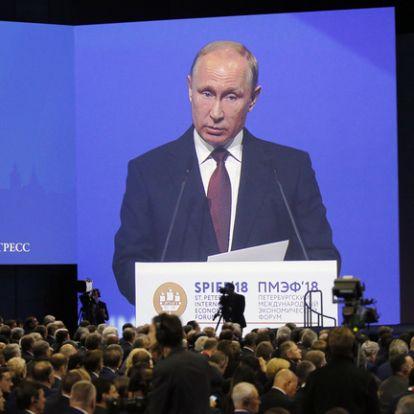 Putyin 2024-ben nem lesz újból elnök