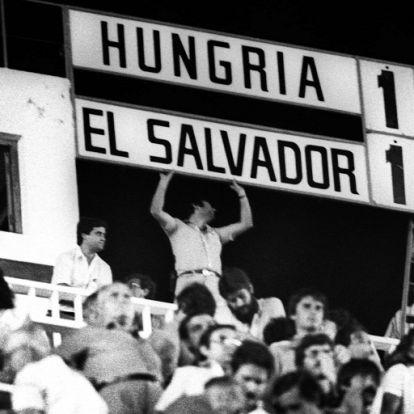 Egy máig megdönthetetlen magyar rekord az 1982-es focivébéről