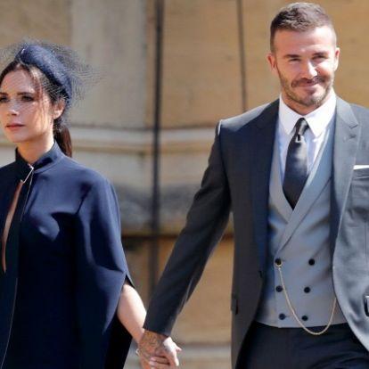 Victoria Beckham is elmondta a véleményét Meghan Markle esküvői ruhájáról