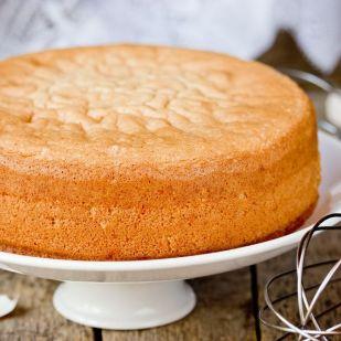 Piskóta alaprecept tortákhoz